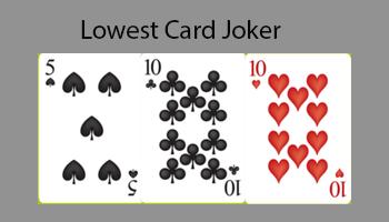 Lowest Joker